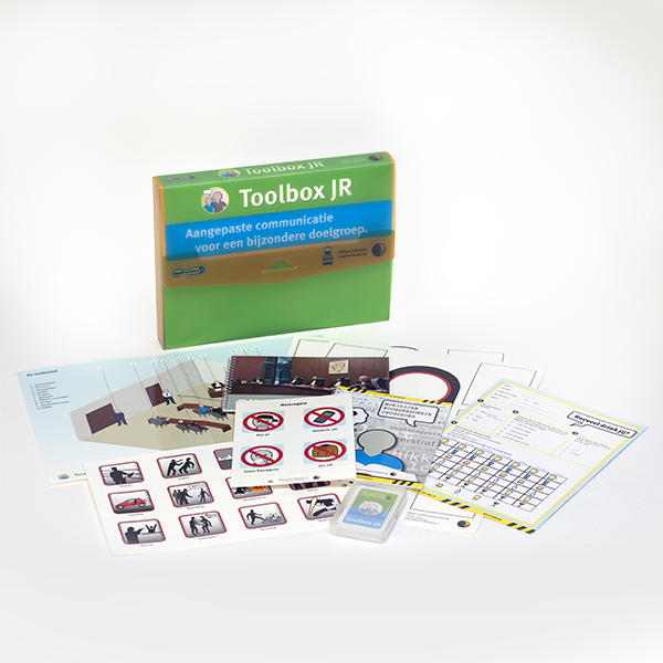 toolbox jeugdreclassering lvb inhoud