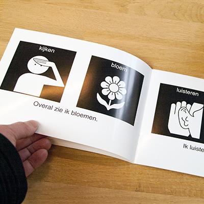 pictoverhalen bloem voorleesboekje