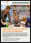 flyer mediavaardig mediawijsheid game