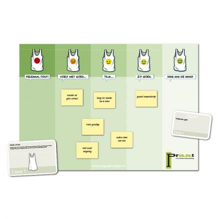 signalenwijzer praat kindermishandeling training spelbord ingevuld